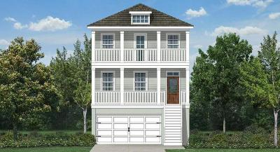 Charleston Single Family Home For Sale: 13 Oak Bluff Avenue