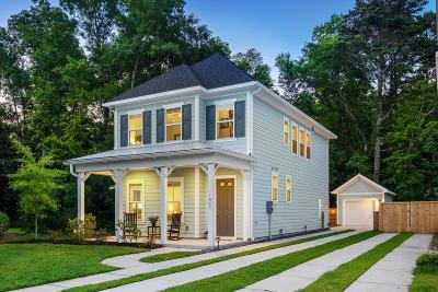 Charleston County Single Family Home For Sale: 1942 Fleming Woods Road