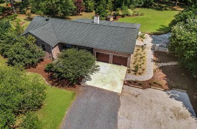 Ridgeville Single Family Home Contingent: 108 Virginia Avenue