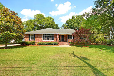 North Charleston Single Family Home Contingent: 4740 Park Place