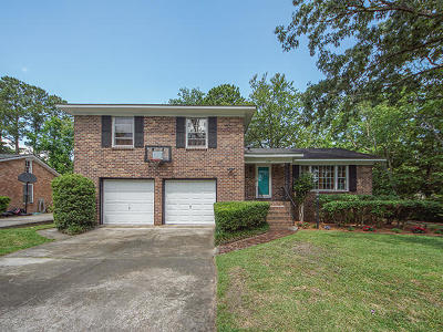 Hanahan Single Family Home For Sale: 1148 Brookside Drive