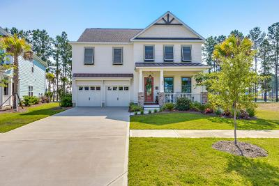 Summerville SC Single Family Home For Sale: $528,000