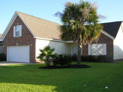 North Charleston Single Family Home Contingent: 7740 Eagle Lake Rd Road