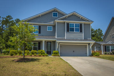 Summerville Single Family Home For Sale: 2305 Hummingbird Lane