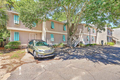 Charleston County Attached For Sale: 1501 Ben Sawyer Boulevard #1521