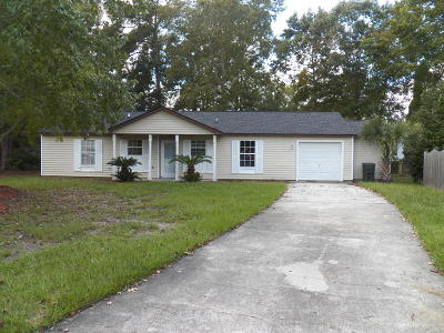Goose Creek Single Family Home For Sale: 13 Folksten Place