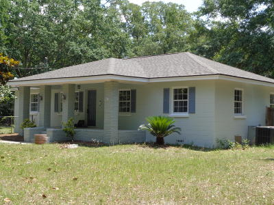 Johns Island Single Family Home For Sale: 1339 Brownswood Road