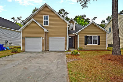 North Charleston Single Family Home Contingent: 8942 High Cotton Court