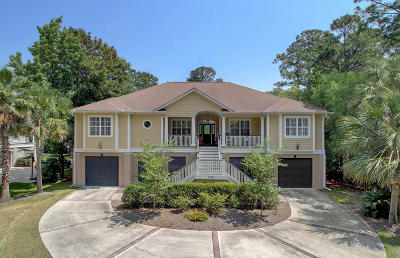 Johns Island Single Family Home For Sale: 1453 Headquarters Plantation Drive