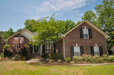 North Charleston Single Family Home Contingent: 8726 Alexandria Drive