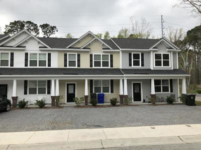 Charleston County Attached For Sale: 274 Stefan Drive #C