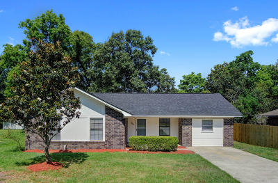 Goose Creek Single Family Home For Sale: 118 Gator Drive