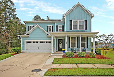 Summerville Single Family Home Contingent: 374 Weston Hall Drive