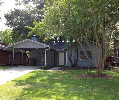 North Charleston Single Family Home Contingent: 5710 Saint Angela Drive