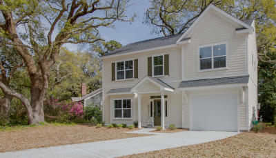 Charleston Single Family Home Contingent: 2135 Stonewood Drive