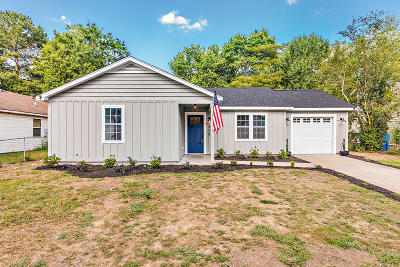 Ladson Single Family Home For Sale: 518 Temple Road