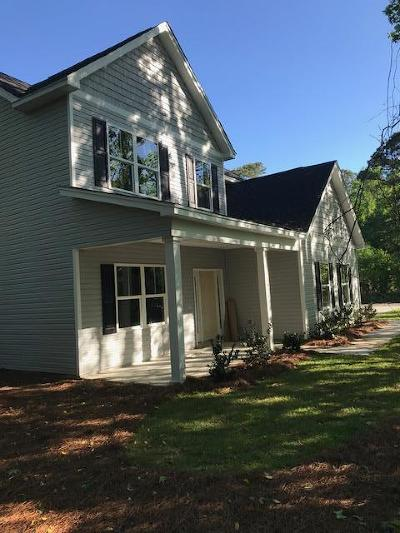 Charleston County Single Family Home Contingent: 1926 Grimball Road