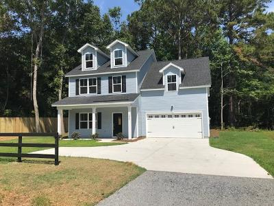 Charleston County Single Family Home For Sale: 1922 Grimball Road