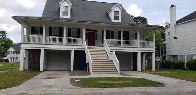 Mount Pleasant Single Family Home For Auction: 2867 Tradewind Drive