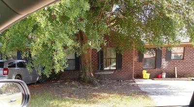 North Charleston Multi Family Home Contingent: 5208 Napoleon Drive #A &