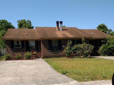 North Charleston Multi Family Home Contingent: 5221 Marseilles Drive #A &