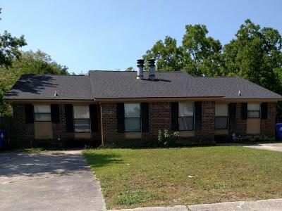 North Charleston Multi Family Home Contingent: 5125 Marseilles Drive #A &