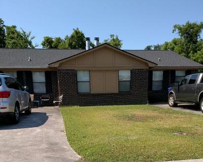 North Charleston Multi Family Home Contingent: 5201 Marseilles Drive #A &