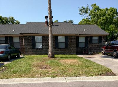 North Charleston Multi Family Home Contingent: 5205 Marseilles Drive #A &