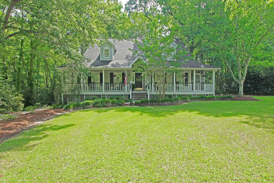 Summerville Single Family Home For Sale: 2005 Trotters Run Road
