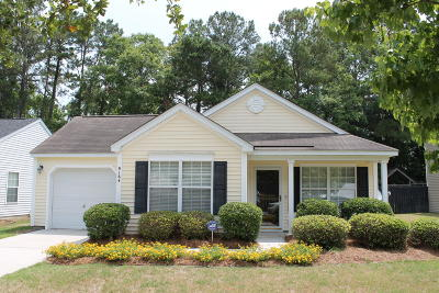 Summerville Single Family Home Contingent: 9164 Fieldstone Trace