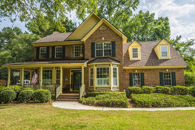 Summerville Single Family Home Contingent: 139 Old Course Road