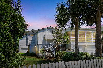 Single Family Home For Sale: 309 Charleston Boulevard