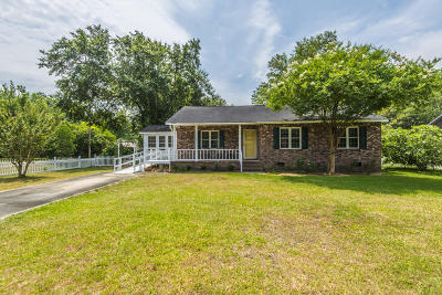 Moncks Corner Single Family Home For Sale: 526 Hill Street
