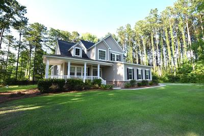 Summerville Single Family Home Contingent: 1003 King Mountain Drive