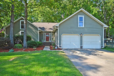 Goose Creek Single Family Home Contingent: 102 Hickory Trace Drive