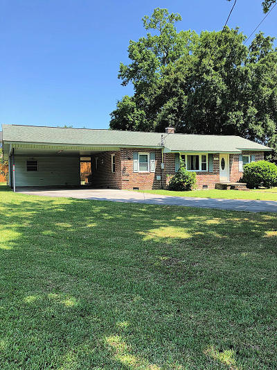 Hanahan Single Family Home Contingent: 1010 W Recess Road