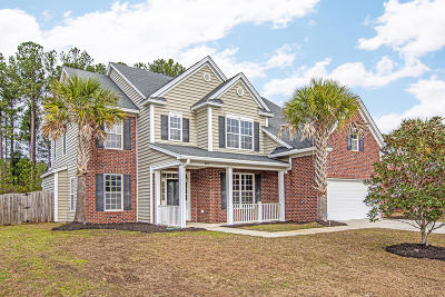 Summerville Single Family Home For Sale: 407 Decatur Street Drive