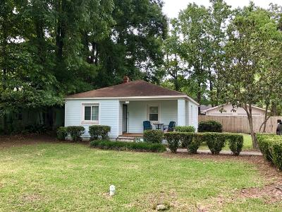 Single Family Home For Sale: 1715 Jessamine Road