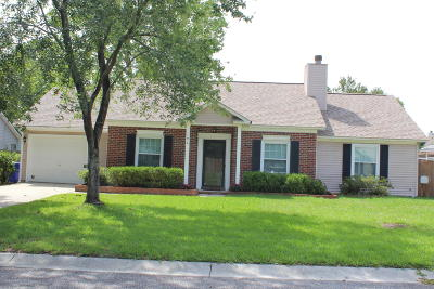 Charleston Single Family Home Contingent: 196 Briarwood Drive #29414