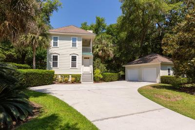Johns Island Single Family Home For Sale: 4246 Hope Plantation Drive