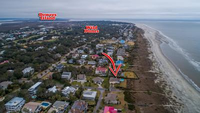 Isle Of Palms Residential Lots & Land For Sale: 2 43rd Avenue