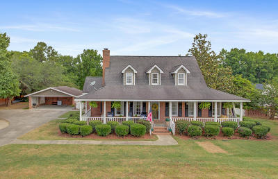 Summerville Single Family Home For Sale: 192 Columns Road