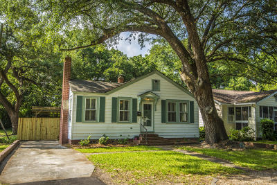 Single Family Home For Sale: 4 Live Oak Avenue