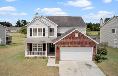 Summerville Single Family Home For Sale: 5028 Ballantine Drive