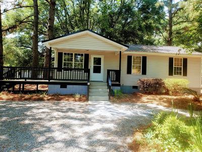 Johns Island Single Family Home For Sale: 3251 Esau Jenkins Road
