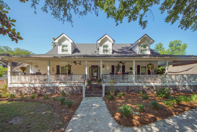 Summerville Single Family Home Contingent: 109 Old Postern Road