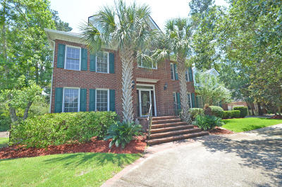 North Charleston Single Family Home For Sale: 4312 Club Course Drive