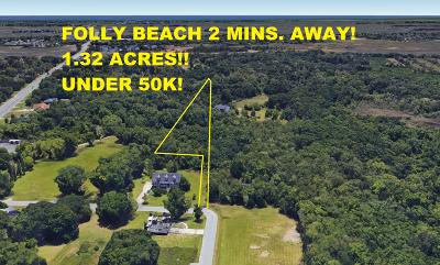 Residential Lots & Land For Sale: 1000 James Prioleau