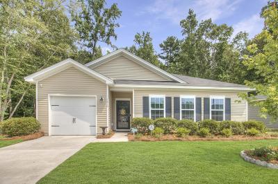 Ladson Single Family Home Contingent: 3810 Sourwood Court