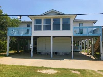 Edisto Beach, Edisto Island Single Family Home For Sale: 521 Pompano Road
